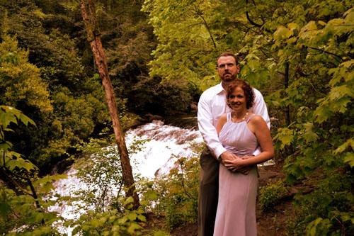 Waterfall Wedding Gallery