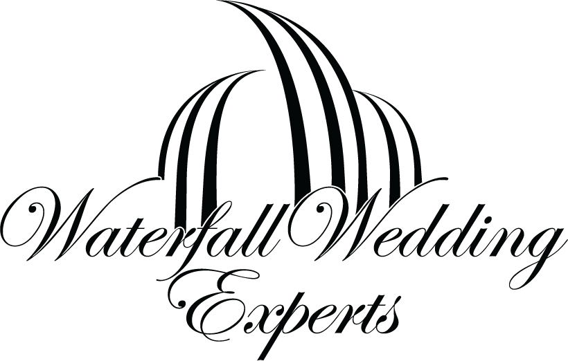 Waterfall Wedding Experts Website