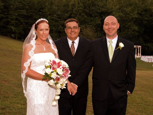Rev Rick Durham Wedding Minister - Officiant
